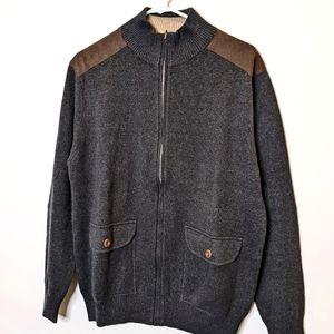 4/$60 NWT Roundtree & York Zip Up Sweater/Cardigan